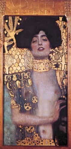 Judith I ( 1901 ) Klimt