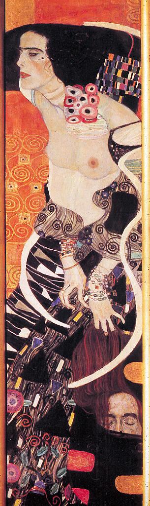 Klimt Judith II