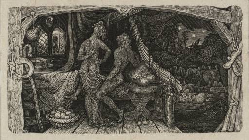 Edward Calvert, The Chamber Idyl