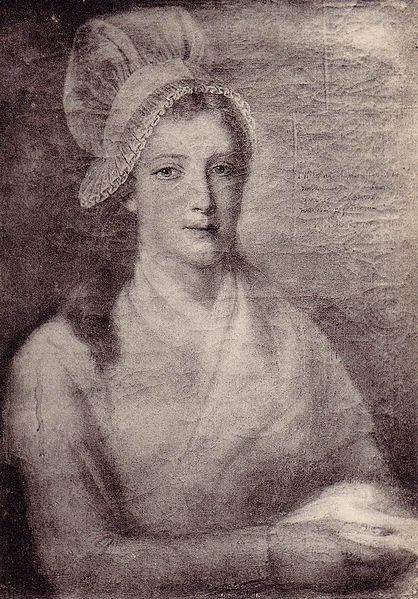 Charlotte Corday by Hauer