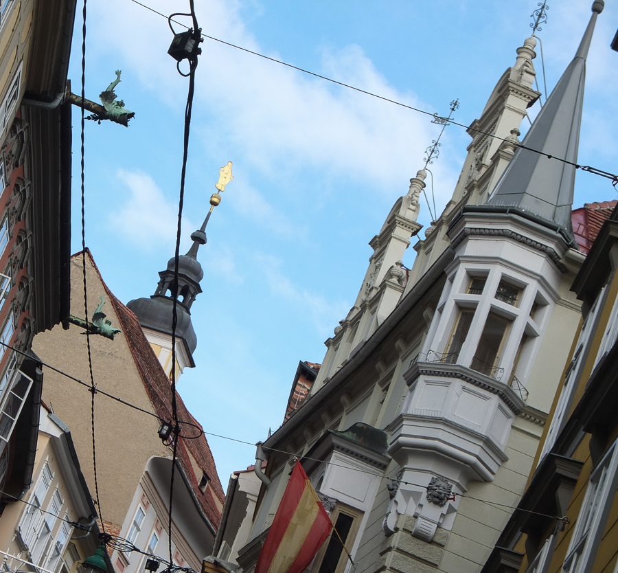 towers,Graz