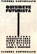 Futurist bar