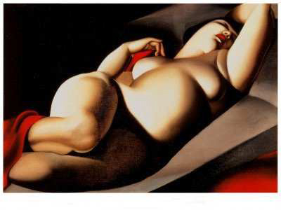 La belle Rafaela (1927) Lempicka