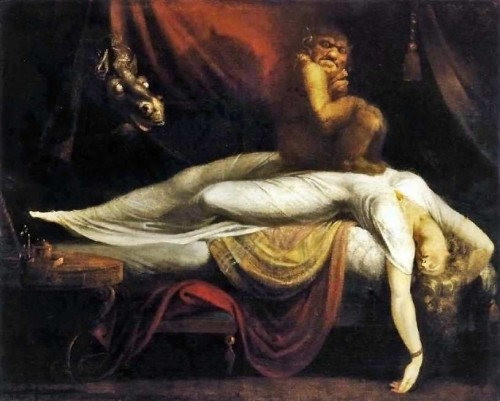 Nightmare (1781) Fuseli